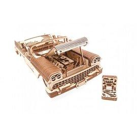 UGears Houten bouwpakket Cabriolet