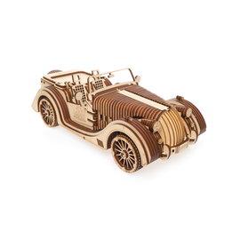 UGears Houten bouwpakket mechanische Roadster