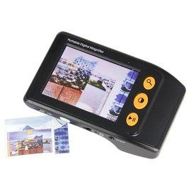 Safe Digital Pocket Magnifier
