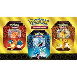 The Pokemon Company Pokémon TCG  Hidden Fates Tin