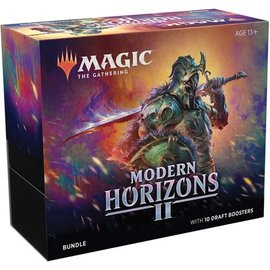 Wizards of the Coast Magic The Gathering - Modern Horizons II Bundle