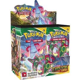The Pokemon Company Sword & Shield Evolving Skies boosterpack