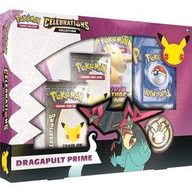 The Pokemon Company Pokémon TCG Celebrations Collector's Box Dragapult Prime