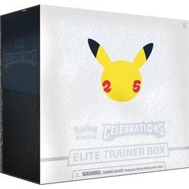 The Pokemon Company Pokémon TCG Celebrations Elite Trainer Box