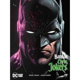 Dark Dragon Books Batman Comic Three Jokers - deel 1