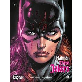 Dark Dragon Books Batman Comic Three Jokers - deel 2