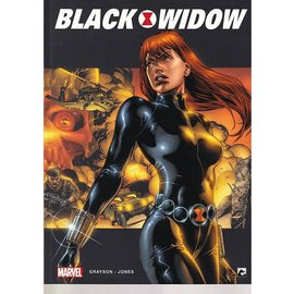 Dark Dragon Books Black Widow Comic - Itsy Bitsy Spider