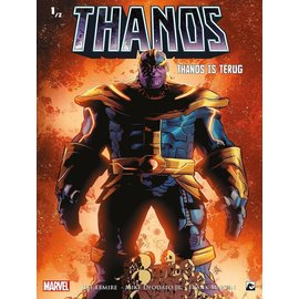 Dark Dragon Books Thanos Comic Thanos is terug - deel 1