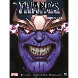 Dark Dragon Books Thanos Comic Thanos is terug - deel 2