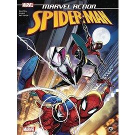 Dark Dragon Books Marvel Action Spider-Man - Schokkend