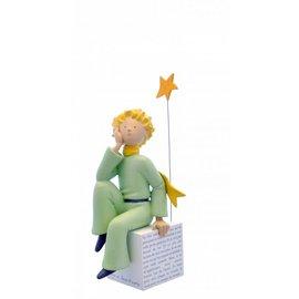 Plastoy De Kleine Prins beeldje De Kleine Prins dromend