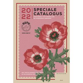 NVPH Speciale catalogus 2022 Postzegels van Nederland en overzeese rijksdelen
