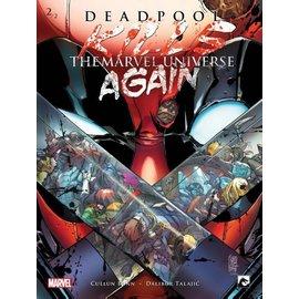 Dark Dragon Books Deadpool Kills The Marvel Universe Again - deel 2