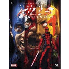 Dark Dragon Books Deadpool Kills The Marvel Universe - deel 1