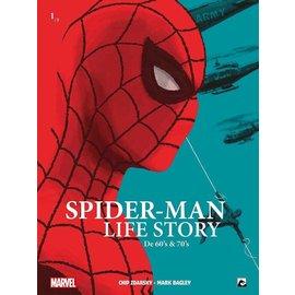 Dark Dragon Books Spider-Man Life Story - deel 1 De 60's & 70's