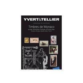 Yvert & Tellier Tome 1bis 2022 Timbres de Monaco et des Territoires Français d'Outre-Mer