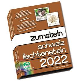 Zumstein Schweiz & Liechtenstein 2022