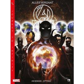 Dark Dragon Books Avengers Alles Vergaat - deel 1