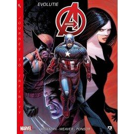Dark Dragon Books Avengers Evolutie - deel 6