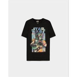 Difuzed Star Wars Boba Fett T-Shirt