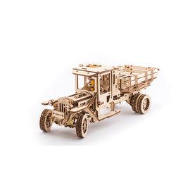 UGears Houten bouwpakket mechanische Truck UGM-11