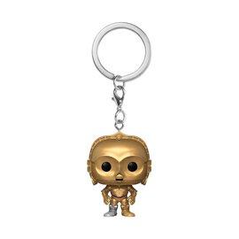 Funko Pocket Pop! keychain Star Wars C-3PO
