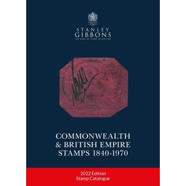 Gibbons Commonwealth & British Empire Stamps 1840-1970 2022 edition