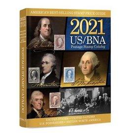 Harris 2021 US/BNA Postage Stamp Catalog