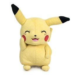 Tomy Pikachu pluche knuffel 12 cm