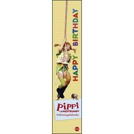 Heye Pippi Langkous Verjaardagskalender