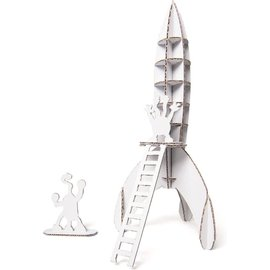 Leolandia Mini Rocket - bouwpakketje