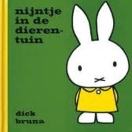 Mercis Nijntje boekje: nijntje in de dierentuin - Dick Bruna