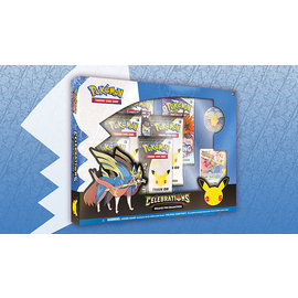 The Pokemon Company Pokémon Celebrations Deluxe Pin Collection
