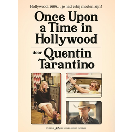 Luithing-Sijthoff Quentin Tarantino - Once upon a time in Hollywood