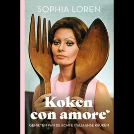 Luithing-Sijthoff Sophia Loren - Koken con amore