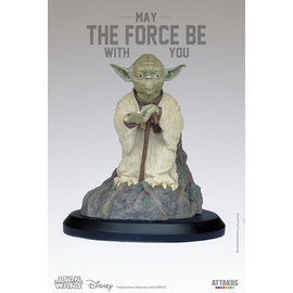 Attakus Star Wars Elite Collection - Yoda using the Force