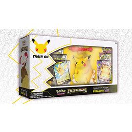 The Pokemon Company Pokémon TCG: Celebrations Premium Figure Collection—Pikachu VMAX