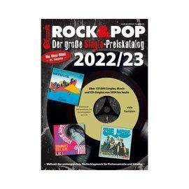 NikMa Der große Rock & Pop Single Preiskatalog 2022/23