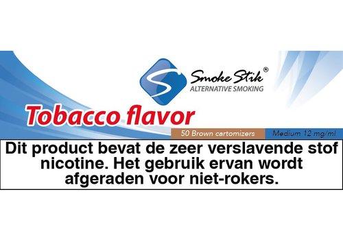 SmokeStik Cartomizer Regular Tabak Bruin 12mg (50)