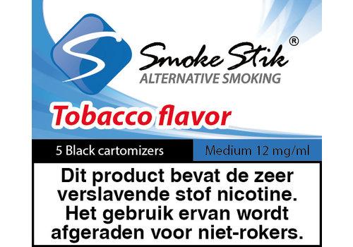 SmokeStik Cartomizer Regular Tabak Zwart 12mg (5)