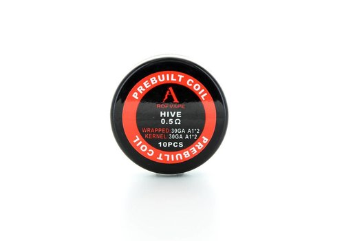 RofVape Prebuild Hive Coils 0,5Ω