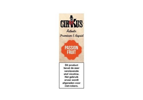Authentic Cirkus Passion Fruit