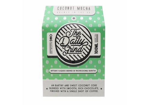 The Daily Grind Coconut Mocha (100ml)
