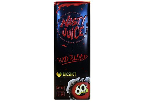 Nasty Juice Bad Blood (50ml)
