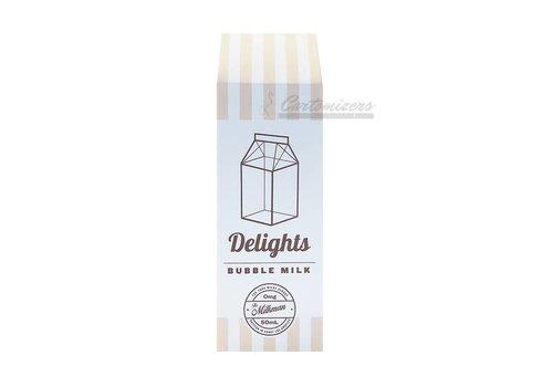 The Milkman Delights Bubble Milk (50ml)