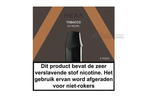 Hexa Pods Tobacco