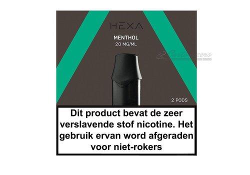 Hexa Pods Menthol