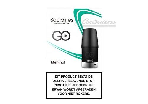 Socialites Go Menthol