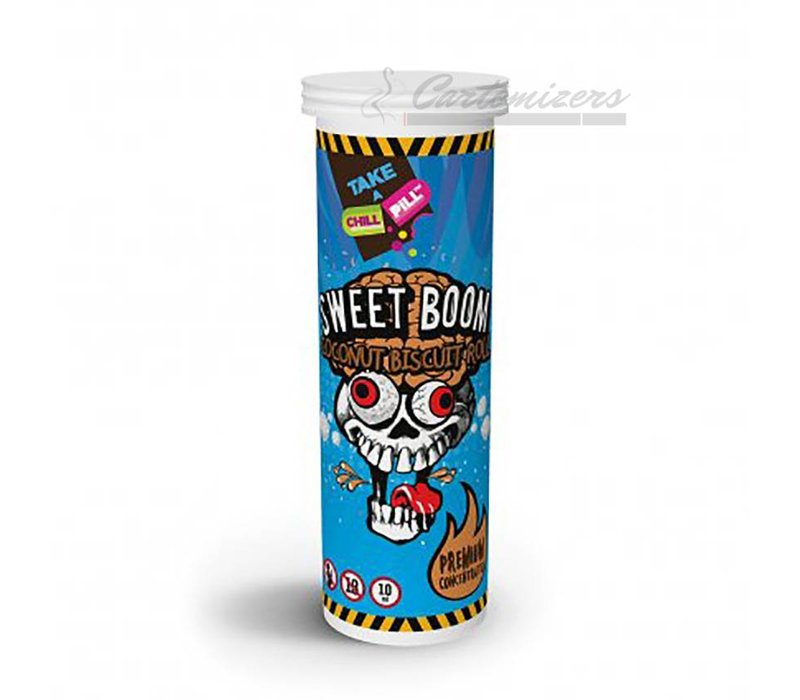 Sweet Boom - Coconut Biscuit Roll