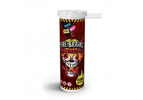 Chill Pill Fire Brains - Cranberries Rush